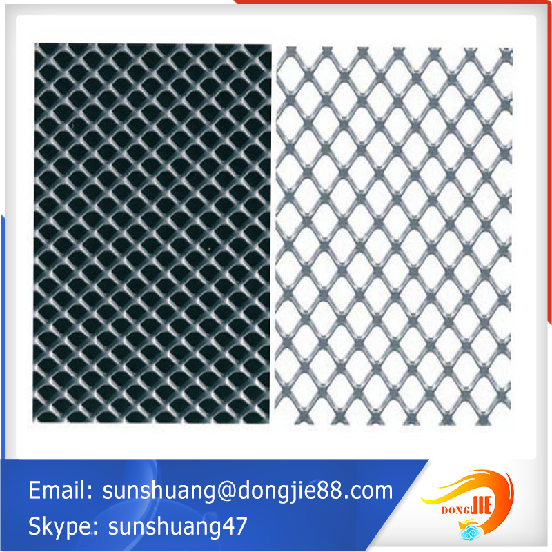 New generation expanded metal lath steel plate netting
