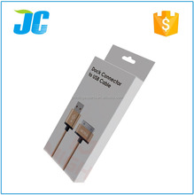 Packaging box for mobile phone USB power adapter