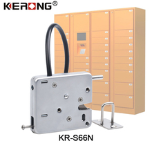 Digital Stainless Steel Central Controlled Multi Gym Lockers Lock