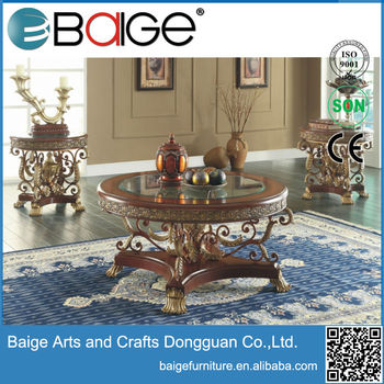 C 8005 Round Coffee Table With Seating Underneath Round Antique Hand Carved Coffee Table Buy