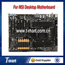 100% working Desktop Motherboard For MSI Big Bang Xpower II X79 LGA 2011 DDR3 for I7 cpu 128GB Fully tested.