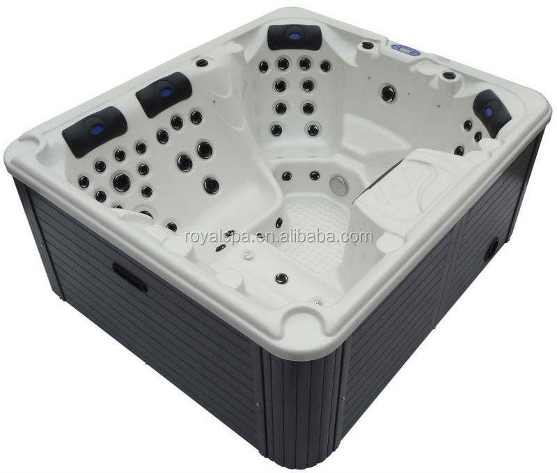 New Design Family Sex outdoor spa hot tub with circulation pump