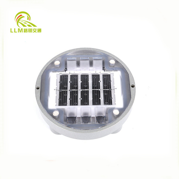 High quality long life span aluminum led solar road stud with