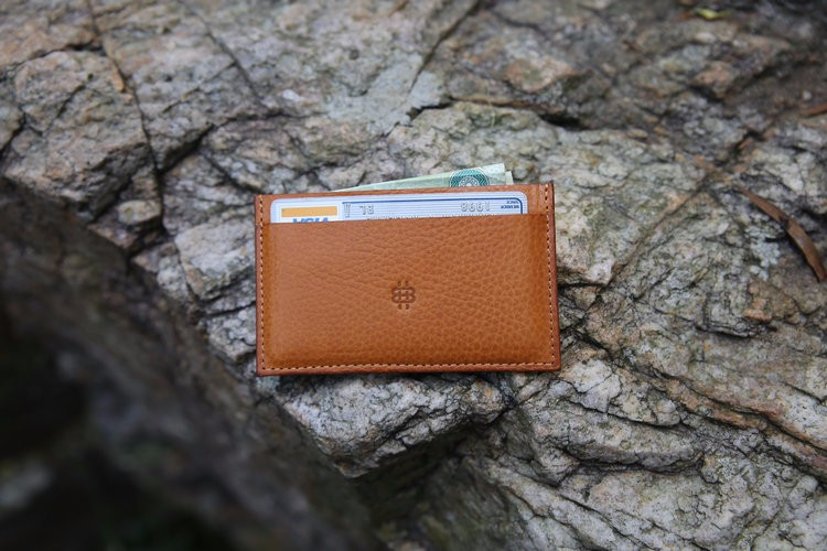 Best Selling high quality Italy Portable Men and women leather card holder