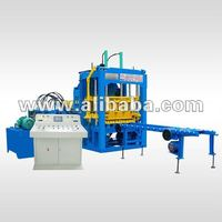 FULLY AUTOMATIC BLOCK MAKING MACHINE,