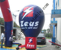 inflatable playground balloon for advertising