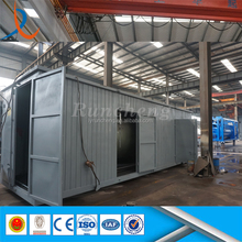Horozontal oil & gas fired diesel engine steam boiler / electric gas steam generator