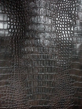 crocodile pvc leather for sofa