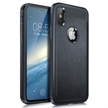 New trending product pattern leather tpu case for apples iphone X cover business style fashion phone case