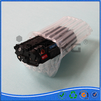 air bubble bag for toner cartridge fill air plastic protective bag