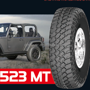 car tire MT LT245/70R17