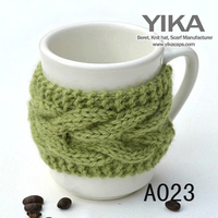 Striped mug in sweater from china