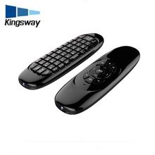 Home Appliances Standard Mini 2.4G Wireless Keyboard Remote Control For Rk3328 Android Tv Box Air Mouse Gaming Keyboard C120