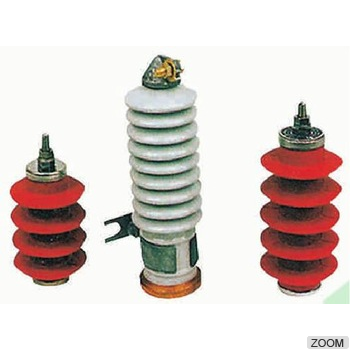 Factory price yueqing building 11kv 24kv 33kv lightning arrester with ISO