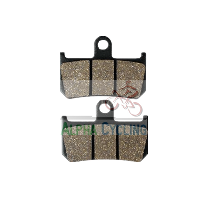 wholesale motorcycle disc brake pads AC137 for YAMAHA STREET-YZF-1/ YZF-R1/VMX 1700 AC137