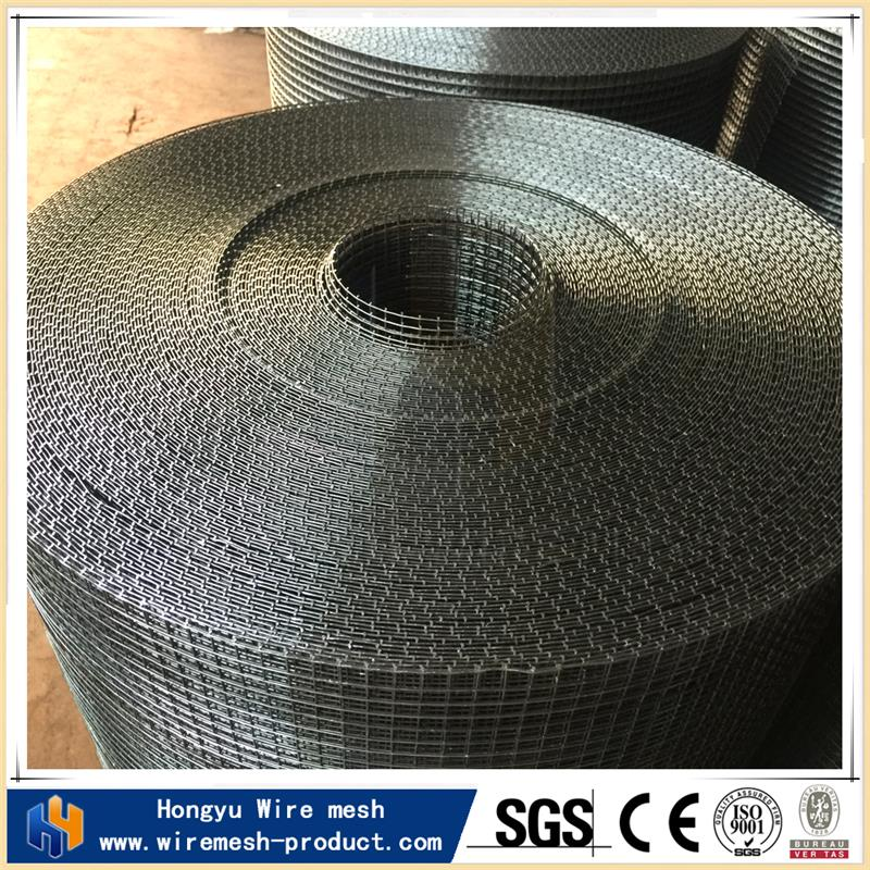 wire mesh roll hardware cloth 1/2 3/4 1 inch galvanized fencing