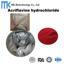Acriflavine hydrochloride antiprotozoal drug for poultry live stock veterinary medicine
