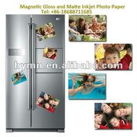Magnetic Gloss Inkjet Photo Paper