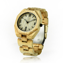 OEM Wood Skeleton Watch wood watch women luxury brand automatic watches