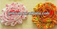 Fashion infant headbands wholesale boutique flower headbands hair accessories baby girl fashion headbands