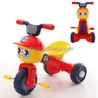 Plastic Material and Ride On Toy Style baby bicycle 3 wheels cheap baby tricycle