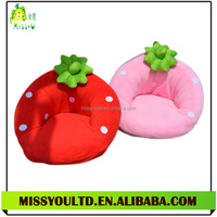 Nice Strawberry Sofa Design For Girls