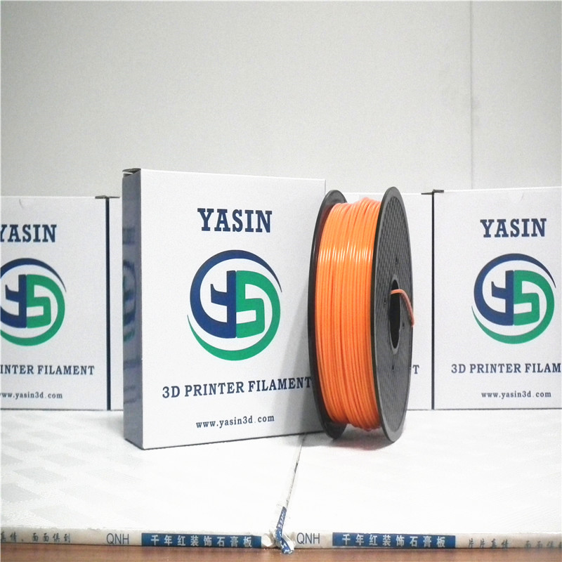 ABS PLA 3d filament 1.75mm 3mm PEI WOOD 3d printer filament easy to use
