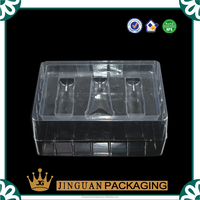 custom hand cream plastic blister tray packaging for cosmetic