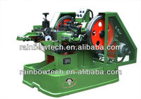 automatic high speed nuts and bolts making machine