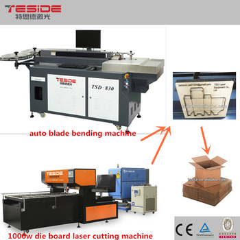 Multifunction cnc auto blade bending machine factory price