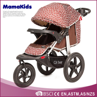 Fast as cheetah strong as tiger the most fashion EN1888 baby jogger stroller
