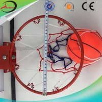 Irregular shapes box led real sign boards acrylic basketball board with ball set rgb led cabinet