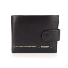 men vera pelle wallet purse male with coin pocket