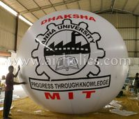 High Quality Advertising Large Balloons Hanging Inflatable Helium Balloon With Logo Wholesale