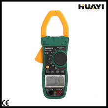 4000 Counts Auto-Ranging Digital AC/DC Clamp Meter MS2138R ammeter made in china