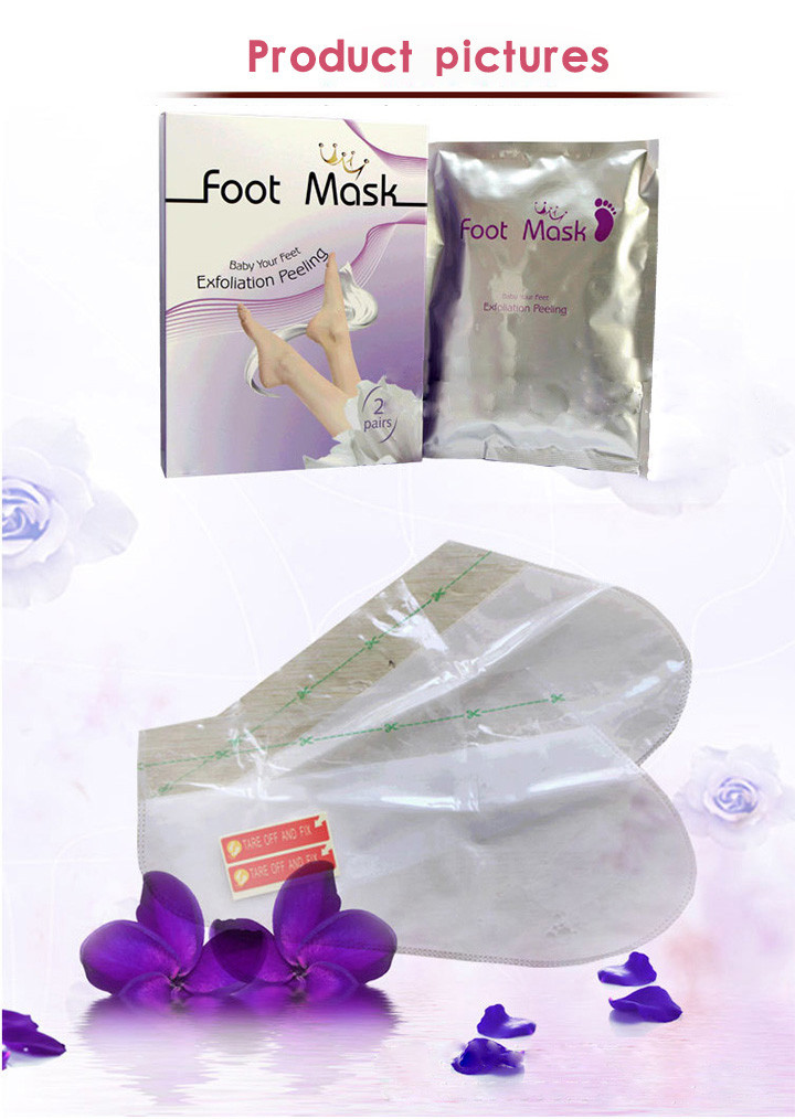 China hand mask glove in hand cream or lotion