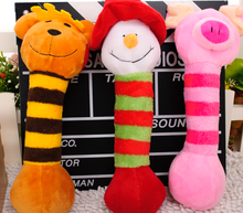 cat Sounds pet dog and cat toy Plush Dog Toy pet dog Chew toy China wholesale