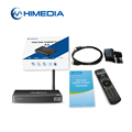 HIMEDIA Original Factory S912 Android 6.0 Marshmallow tv box firmware update kodi 17.0 media player