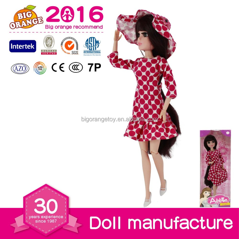 China Doll Supplier Dress Up Games for Girls 36 Inch Doll