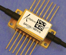 SOA-Booster semiconductor optical amplifiers