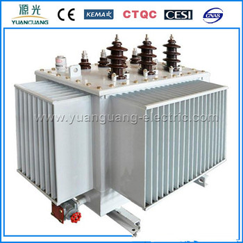 315KVA 11KV pole mounted distribution transformer in africa