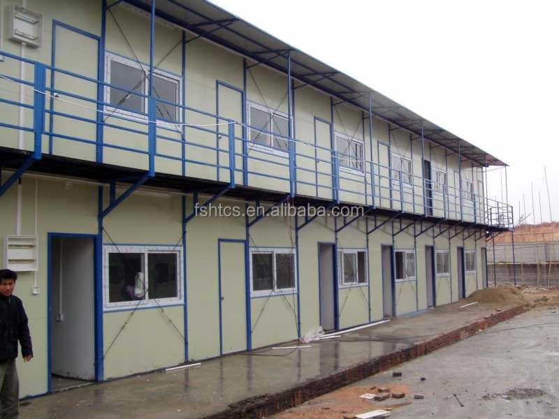 Low Cost Reliable Structure Malaysia Construction Labor Camp