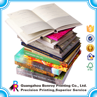 Custom Design CMYK High Quality My Hot Book Printing