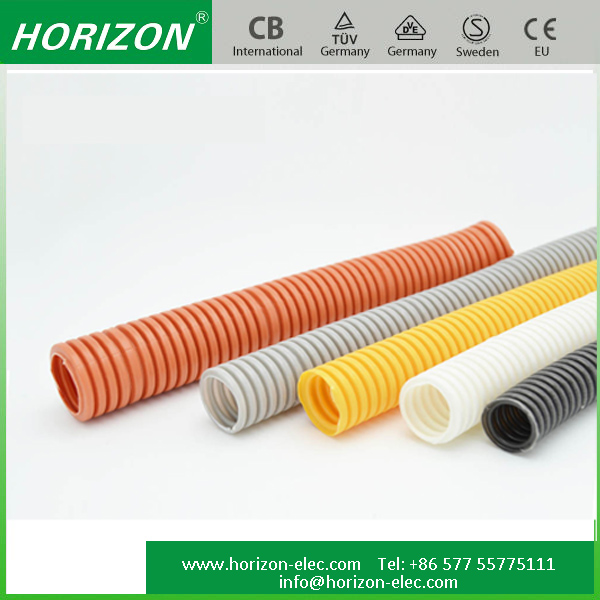 PVC electrical conduit pipe/PVC electric pipe/PVC electric plastic tube