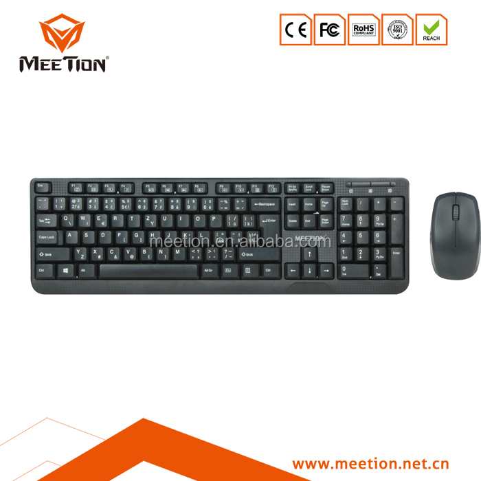 Promotional i8 wireless keyboard and mouse combo