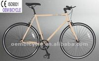 700C single speed specialized fashionable fixie fixed gear bike