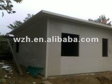 Comfortable cheap prefabricated home