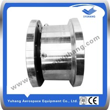 2015 of the most popular high quality stainless steel flange connection pipe rotary joint
