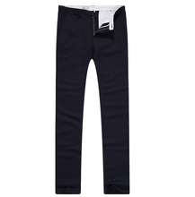 Showlands Wholesale Factory Price Linen Man Trousers