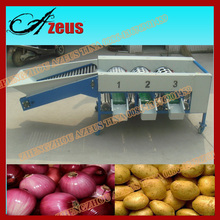 High efficiency onion grading machine